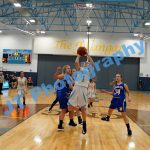 Girls JV Basketball vs Miller City