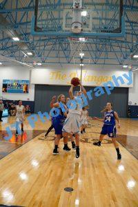 Girls JV Basketball vs Miller City