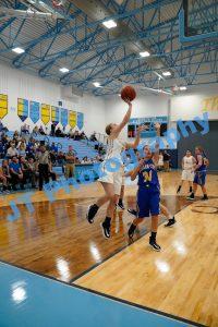 Girls Basketball vs Miller City