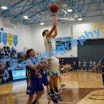 Boys JV Basketball vs Miller City