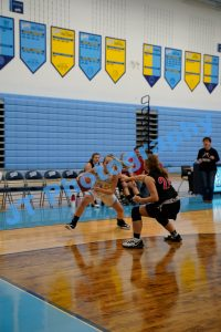 Girls JV Basketball vs McComb