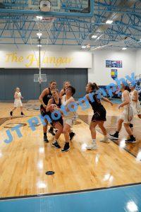 Girls Basketball vs McComb