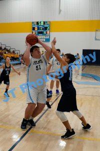 7th Boys Basketball vs Montpelier