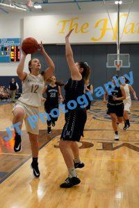 Girls Basketball vs Montpelier
