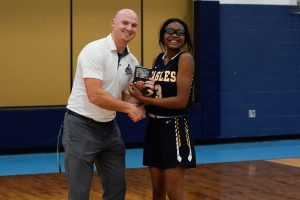Girls Holiday Tournament Awards