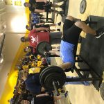 Jan. 4, 2020 Pilots powerlifters at Clark County Open