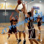 Boys Freshman Basketball vs Edgerton