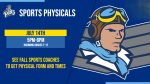 2020-2021 Sports Physicals Night