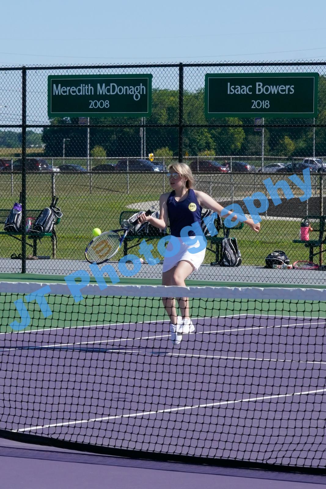 Girls Tennis vs. Bryan