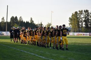 Cottage Grove vs Cascade 9/6/19