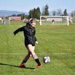 Senior Night Girls Soccer - Cascade vs Stayton 10/29/19