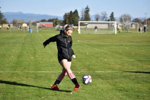 Senior Night Girls Soccer – Cascade vs Stayton 10/29/19