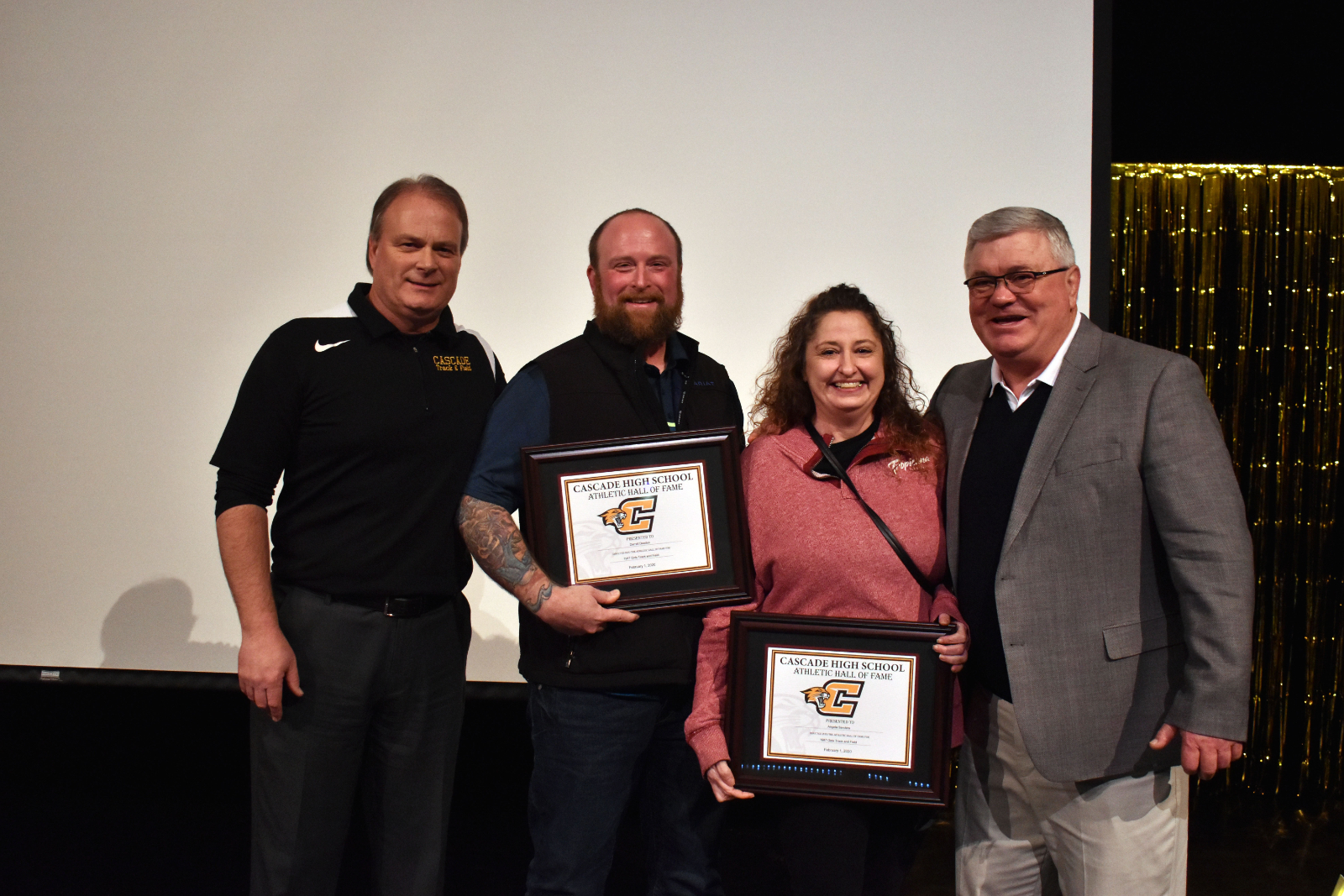 2020 Athletics Hall of Fame Inductees