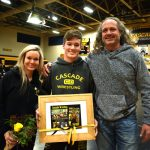 Wrestling - Senior Night 2020