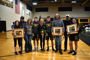Wrestling – Senior Night 2020