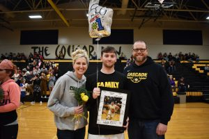 Senior Night – 2020 Boys Basketball