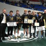 Wrestling – 4th place in the State Tournament