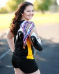 Senior Athlete Spotlight – Anya Gehley