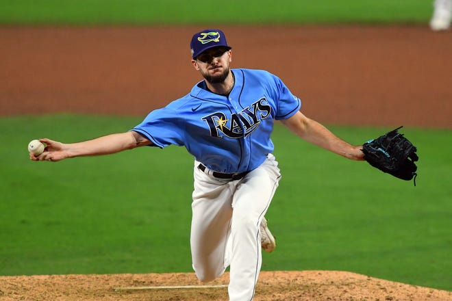 Ryan Thompson, a 2010 Cascade High School graduate, has reached the World Series as a pitcher with the Tampa Bay Rays