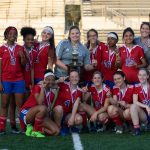 Lady Patriots are Soccer Champs!