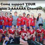 Heritage Girls Soccer CHAMPS!!!