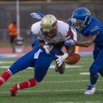 Boys Varsity Football beats Salem 18 – 0
