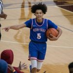 Heritage overcomes fourth-quarter deficit to down Salem 65-62 behind big night from White
