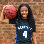 VOTE GOSHAY ROCKDALE CITIZEN FANS CHOICE GIRLS BASKETBALL PLAYER OF THE WEEK