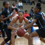 Heritage girls hold off late Rockdale County charge to secure 44-41 win