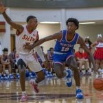 Heritage basketball off to great start despite large turnover from last year