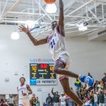 Heritage dominates second half against No. 8 Salem in 22-point win