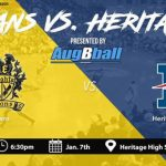 Evans vs. Heritage (Replay)