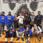 12 Heritage wrestlers heading to Class AAAAAA sectionals