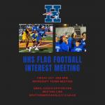 Flag Football Interest Meeting