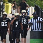 Interview with KH about Purdue Visit