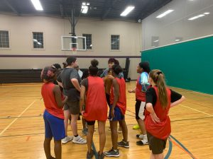 Girls BB Practice #2