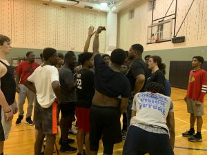 Boys BB Conditioning