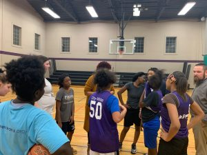 Girls BB Practice #3