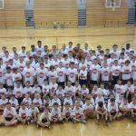 Youth Boys' Basketball Camp