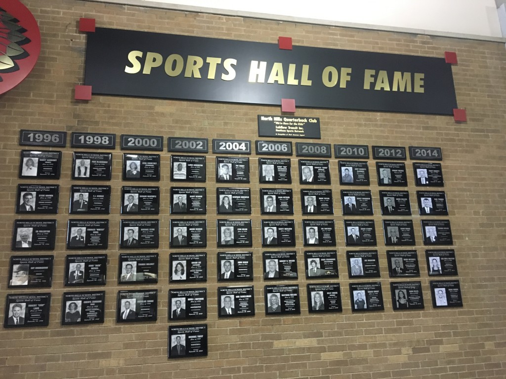 North Hills Sports Hall of Fame Seeking Nominations for Class of 2019