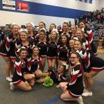 Congratulations Cheerleaders!