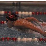 Swim Team Makes the News!