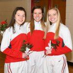 Congratulations Girls' Basketball Seniors