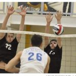 Boys' Volleyball makes the News!