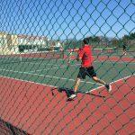 North Hills Senior High School Boys Varsity Tennis falls to North Allegheny Senior High School 4-1