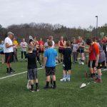 Congratulations on a Successful Lacrosse Clinic!
