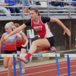 Track Athletes Shine at Mars Invite!
