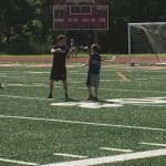 Successful Lacrosse Clinic!