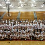 Boys' Basketball Youth Camp
