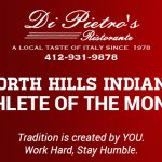 North Hills Athlete of the Month icon
